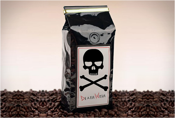 DEATH WISH COFFEE | WORLDS STRONGEST COFFEE | Image