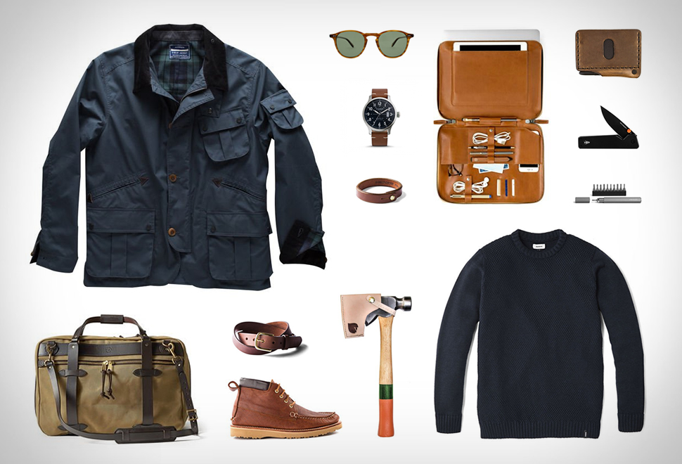 DECEMBER FINDS ON HUCKBERRY | Image