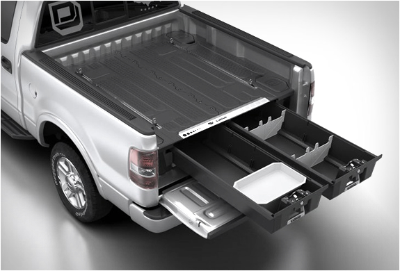 Decked | Truck Bed Storage System | Image
