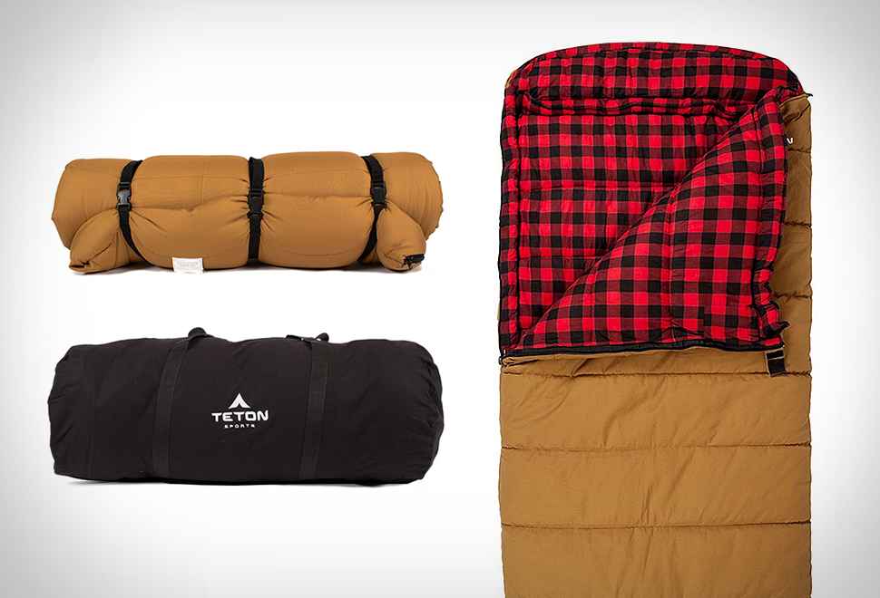 DEER HUNTER SLEEPING BAG | Image