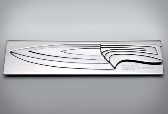 Deglon Meeting Knife Set | Image
