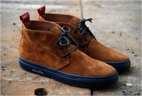 DEL TORO Chukka Sneakers
