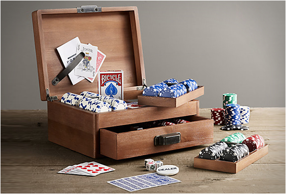 DELUXE POKER | BY RESTORATION HARDWARE | Image