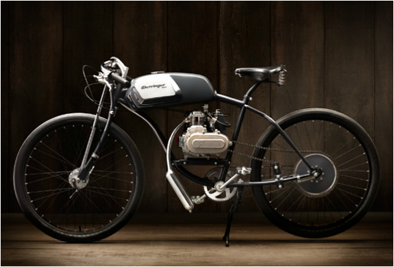 DERRINGER CYCLE X RESTORATION HARDWARE | Image