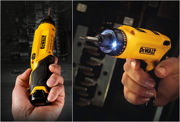 Dewalt Gyroscopic Screwdriver | Image