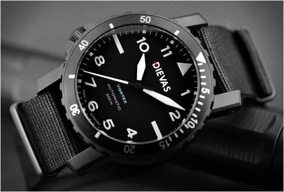 Dievas vortex tactical for Vortix watches