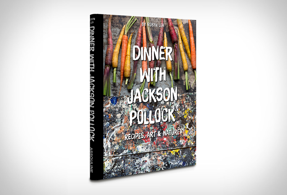 DINNER WITH JACKSON POLLOCK | Image