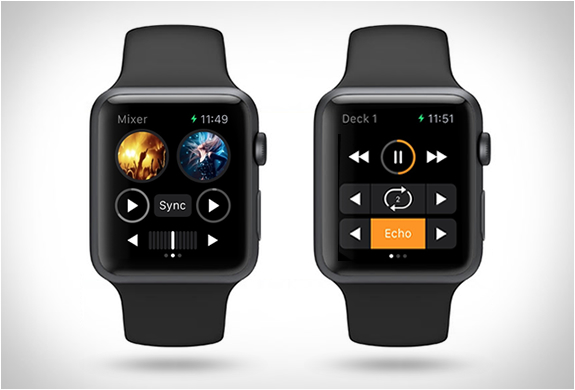 DJAY FOR APPLE WATCH | Image