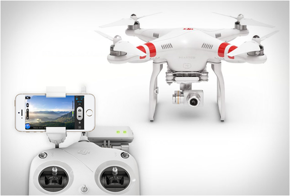 PHANTOM 2 VISION PLUS | BY DJI | Image