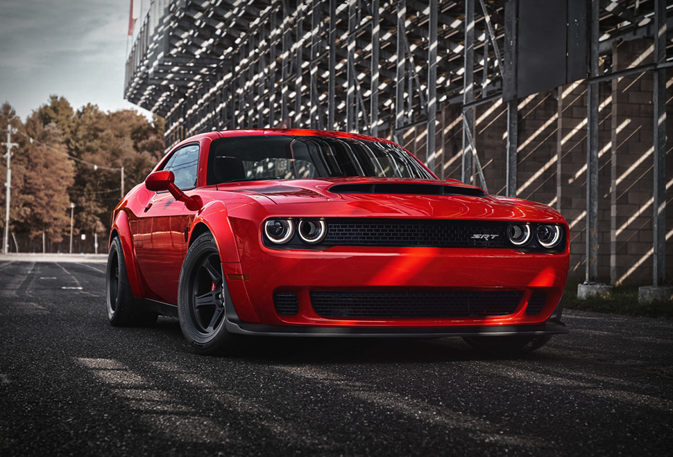 Dodge Demon | Image