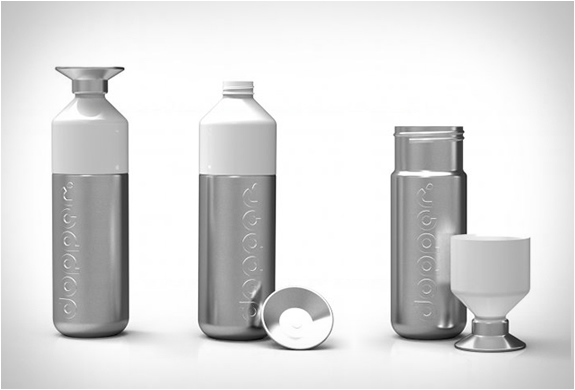 Dopper Steel Water Bottle | Image