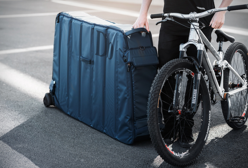 DOUCHEBAGS BIKE TRAVEL BAG | Image