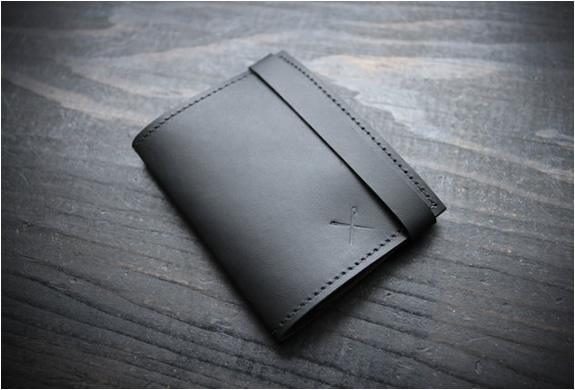 LEATHER WALLET | BY DRAUGHT DRY GOODS | Image