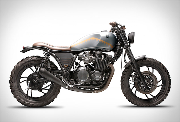 YAMAHA XJ750 | BY DREAM WHEELS HERITAGE | Image