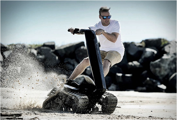 Dtv Shredder | All-terrain Vehicle | Image