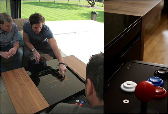 Dual Arcade Table | Image