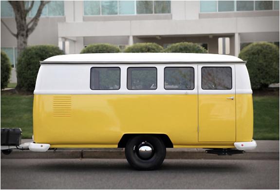 VW Bus  - Magazine cover