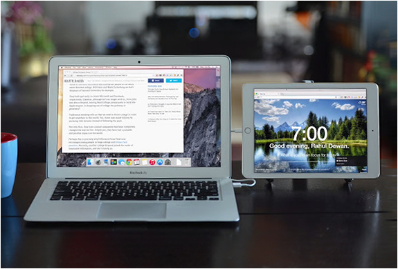 DUET DISPLAY | Image