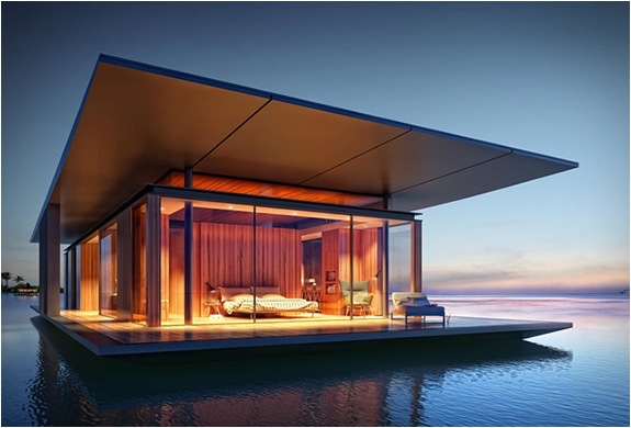 FLOATING HOUSE | BY DYMITR MALCEW | Image