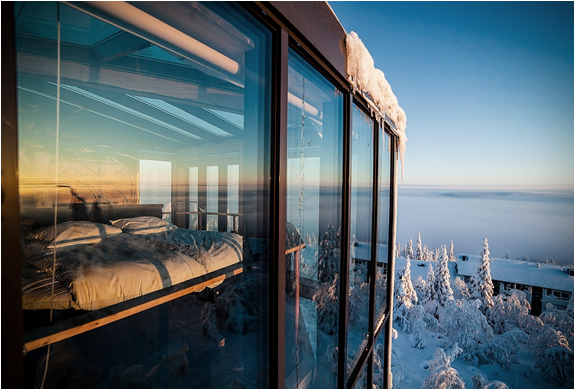 EAGLES VIEW SUITE | ISO SYOTE HOTEL FINLAND | Image