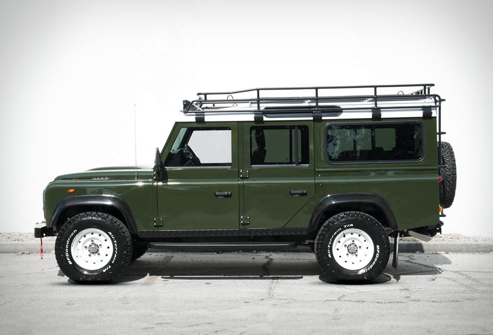 East Coast Defender Pedigree | Image