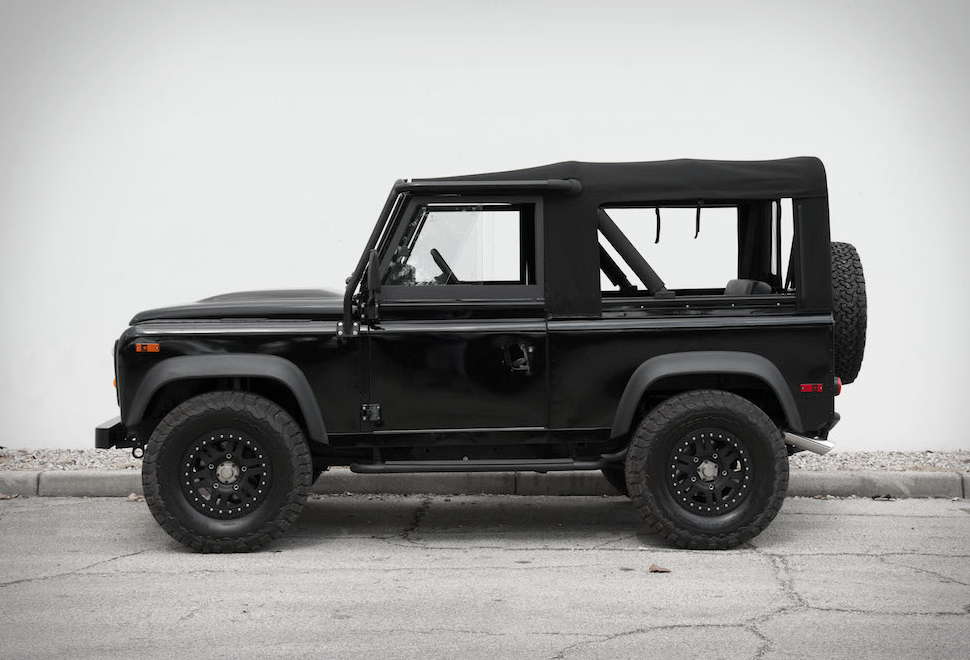 EAST COAST DEFENDER VENICE | Image