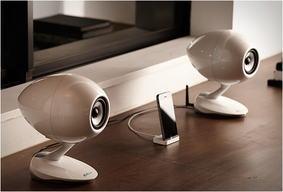 ECLIPSE TD-M1 WIRELESS SPEAKER SYSTEM | Image