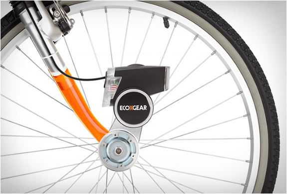 Ecoxpower | Charge Smartphone /gps Pedaling | Image