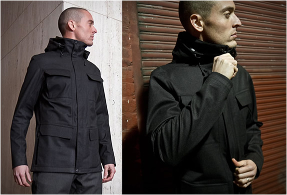THE EIGER | WATERPROOF FIELD JACKET | Image