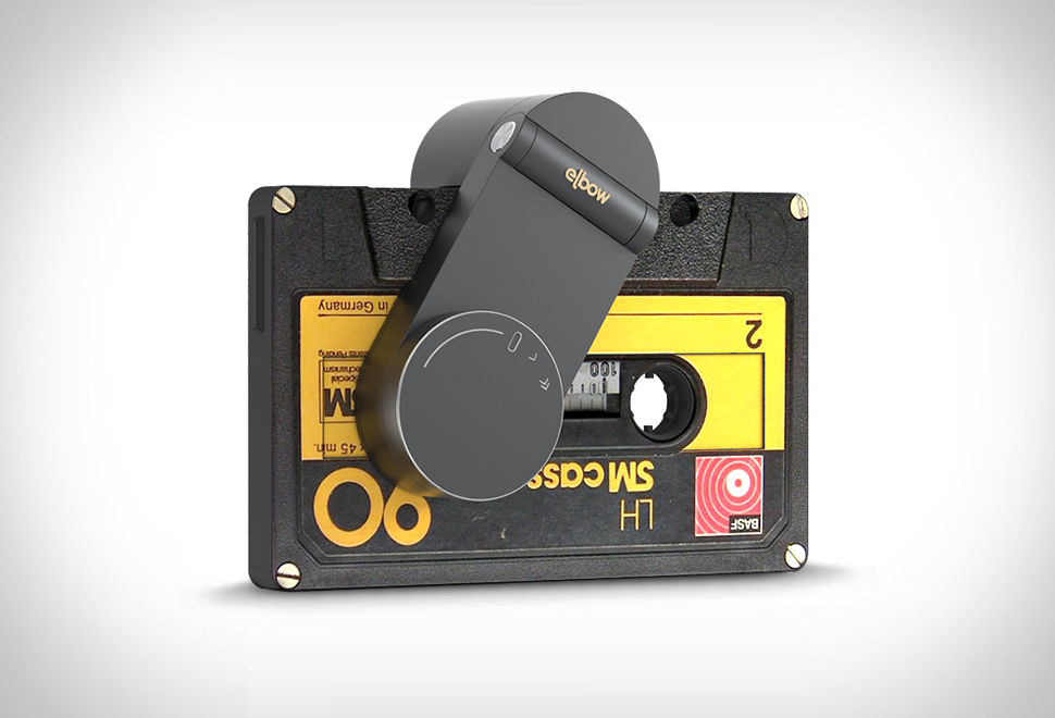 Elbow Cassette Tape Player | Image