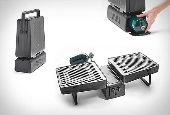 ELEVATE PORTABLE GRILL | Image