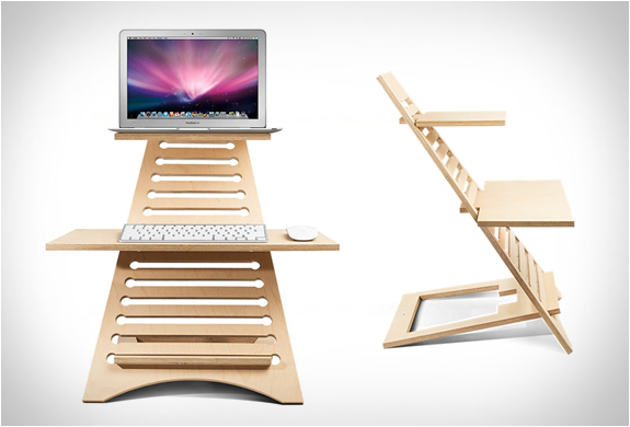 ELEVATE | PORTABLE STANDING WORKSTATION | Image