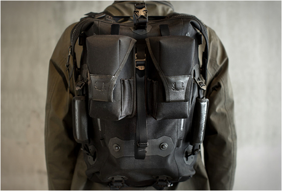 MODULAR URBAN PACK | BY EMBER EQUIPMENT | Image