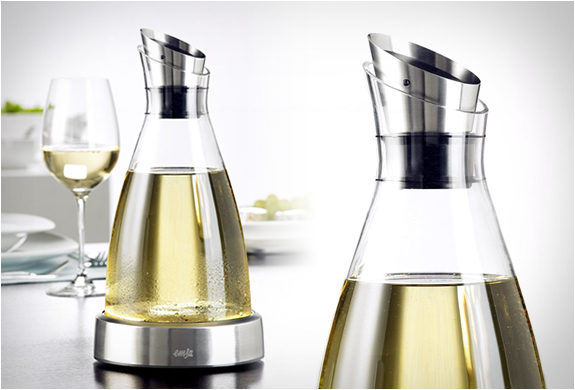 Emsa Flow Carafe | Keeps Your Wine Cool | Image