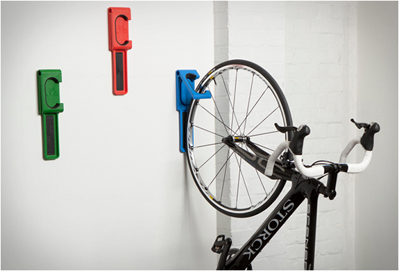 Endo Bicycle Wall Mount