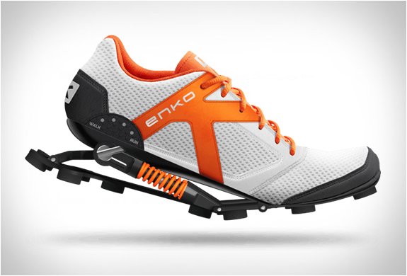 ENKO RUNNING SHOES | Image