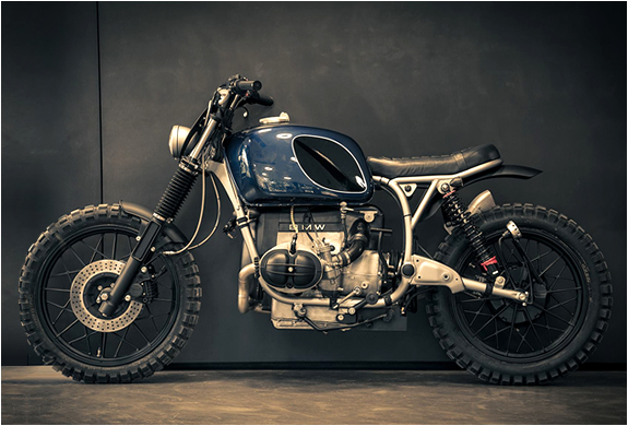 BMW R60/7 | BY ER MOTORCYCLES | Image