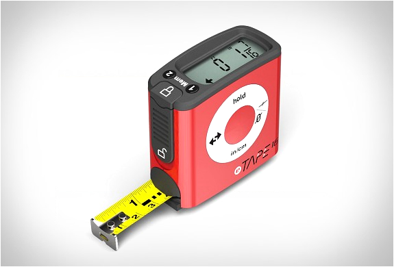 ETAPE16 | DIGITAL TAPE MEASURE | Image