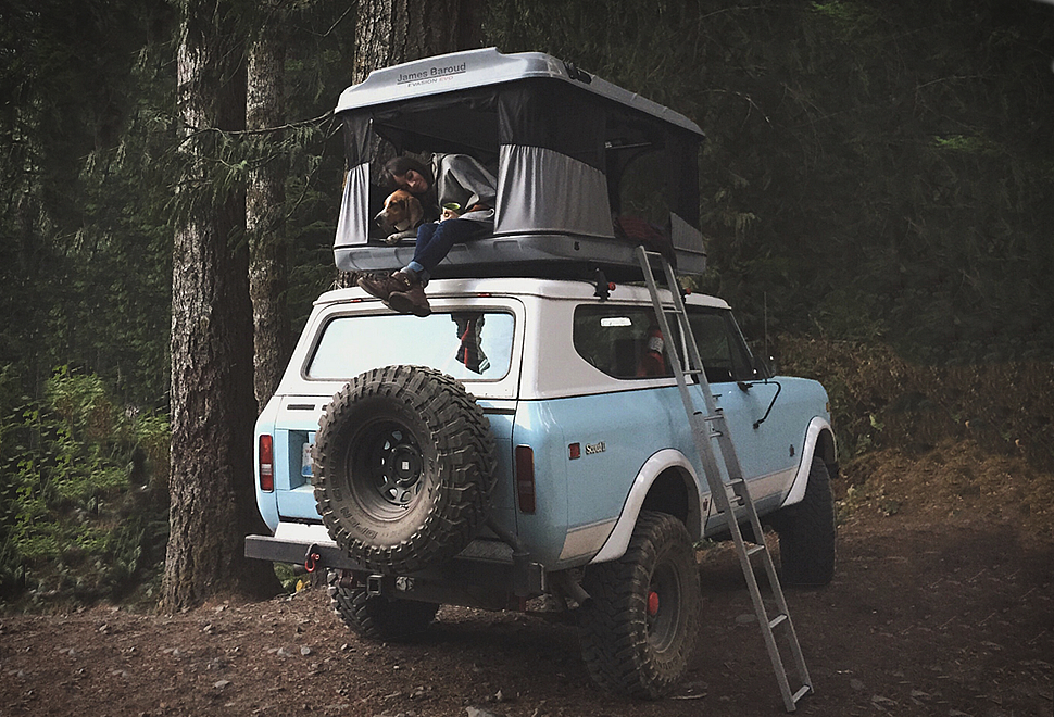 Evasion Rooftop Tent | Image