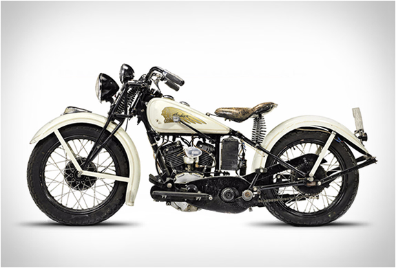 EX-STEVE MCQUEEN 1934 INDIAN SPORT SCOUT | Image