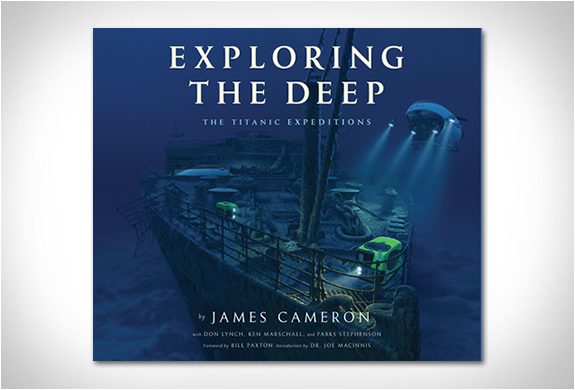 EXPLORING THE DEEP | THE TITANIC EXPEDITIONS | Image
