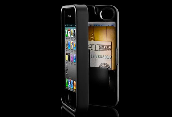Iphone Case With Hidden Storage | By Eyn | Image
