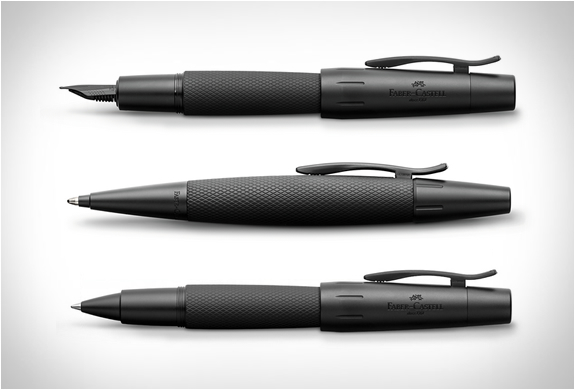 FABER-CASTELL E-MOTION PURE BLACK | Image