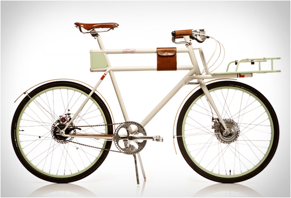 FARADAY PORTEUR ELECTRIC BIKE | Image
