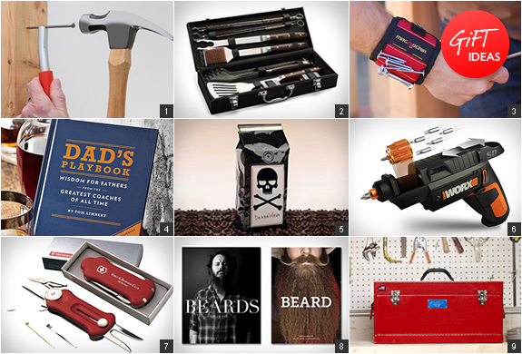 2013 FATHERS DAY GIFT IDEAS | Image