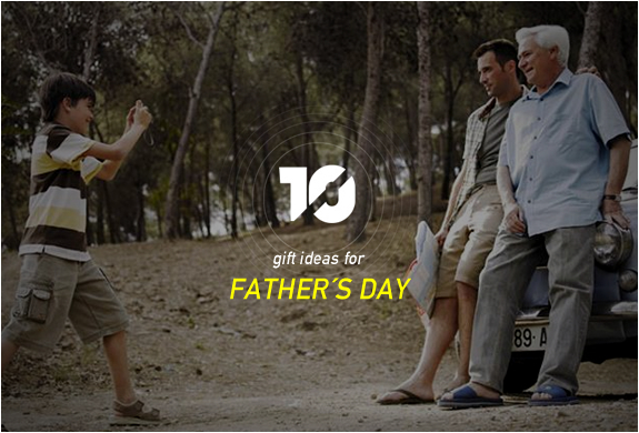 FATHERS DAY | GIFT IDEAS | Image