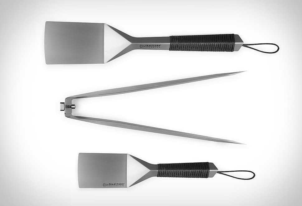 Feastform Titanium Cooking Tools | Image