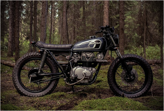 HONDA CB360 | BY FEDERAL MOTO | Image