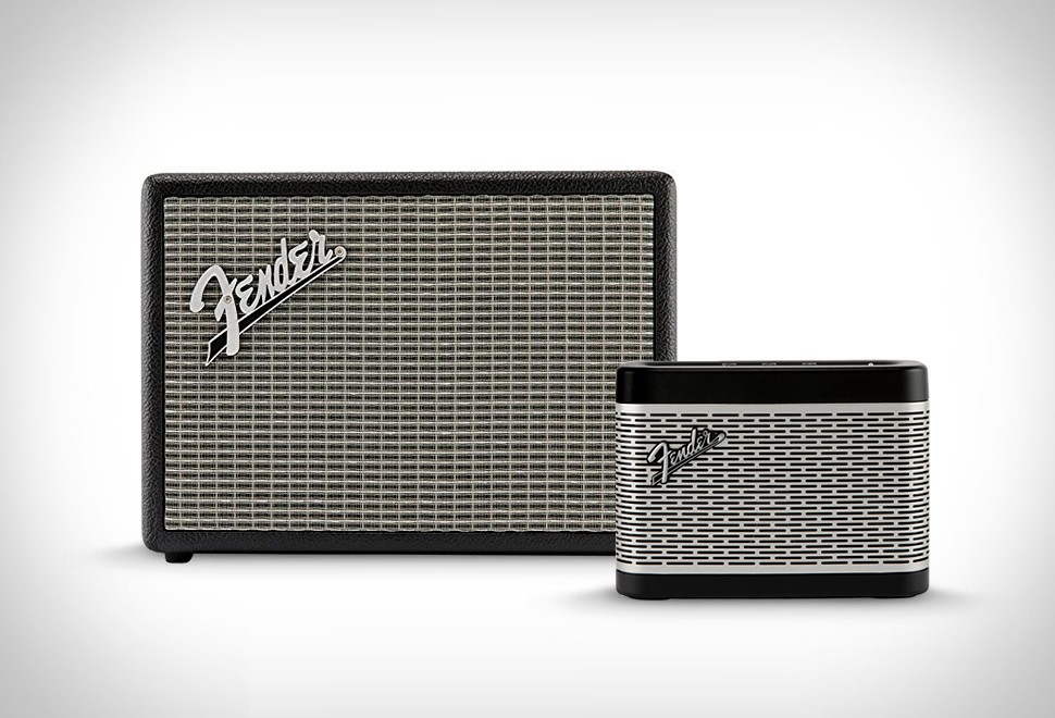 FENDER WIRELESS SPEAKERS | Image