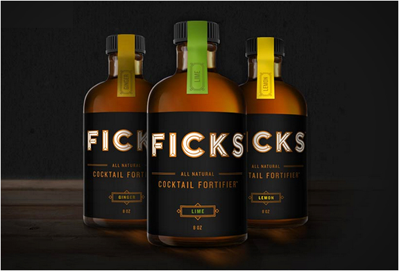 FICKS | NATURAL COCKTAIL FORTIFIER | Image